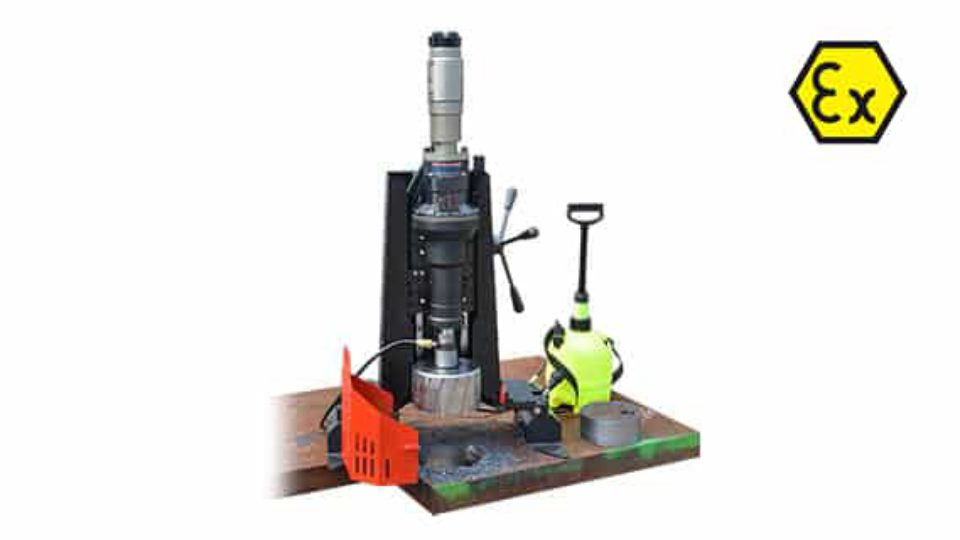PRO-200_A_ATEX-heavy-duty-pneumatic-motor-mag-drill_thp